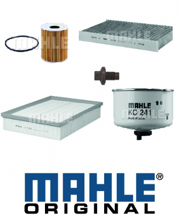 KIT104 Mahle Original Filter Kit Discovery 4 3.0D V6